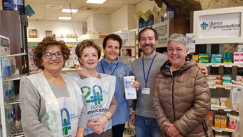 Giornata del Farmaco: donate 1282 confezioni di medicinali (+5%)