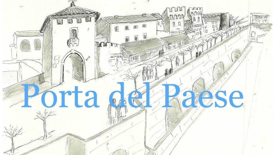 Il Veglione diPorta del Paese a San Marino