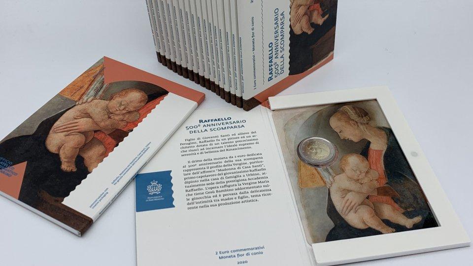 Raffaello: l'UFN di San Marino celebra i 500 anni dalla scomparsa del pittore
