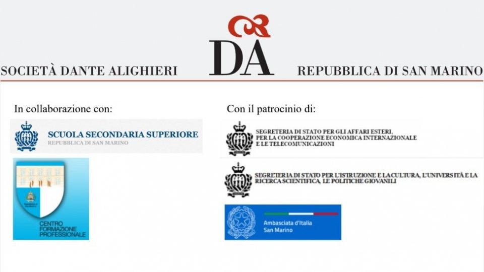 """Società Dante Alighieri: Premio """"Un giorno per Dante 2020 - Prima edizione. Il principio del mattino"""""""