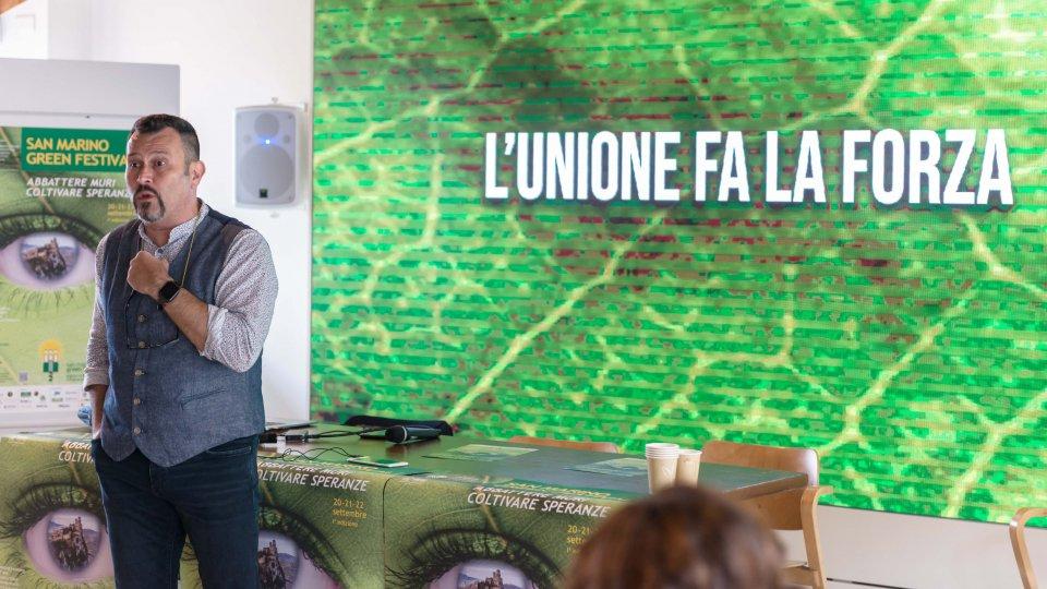 Videoconferenza della Presentazione del San Marino Green Festival