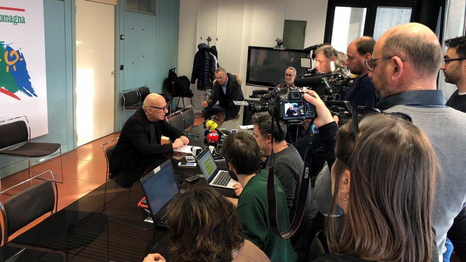 conferenza stampa assessore Venturi