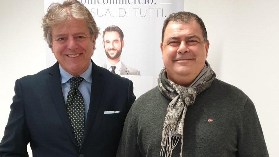 Gianni Indino e Valter Vannucci