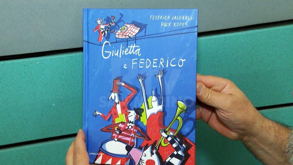 """Il libro """"Giulietta e Federico"""""""