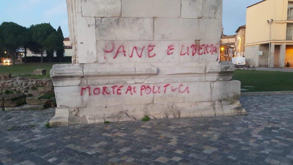 I vandali dell'Arco