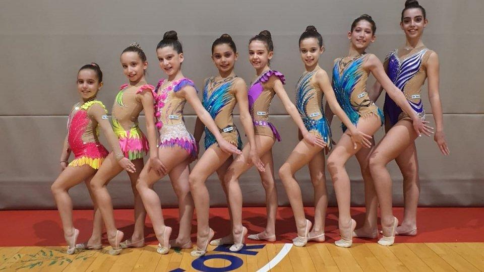 Campionato regionale FGI: buone prove e podi per le atlete Mya Gym