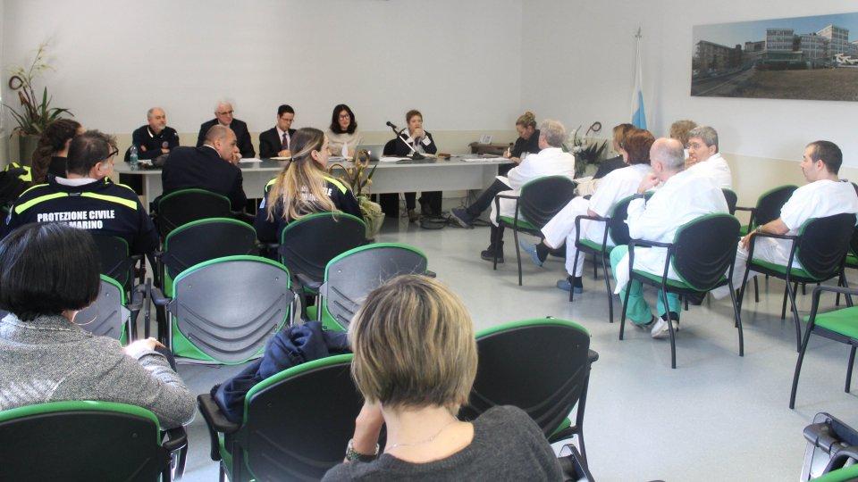 Gruppo coordinamento emergenze sanitarie San Marino: aggiornamento 1 marzo 2020