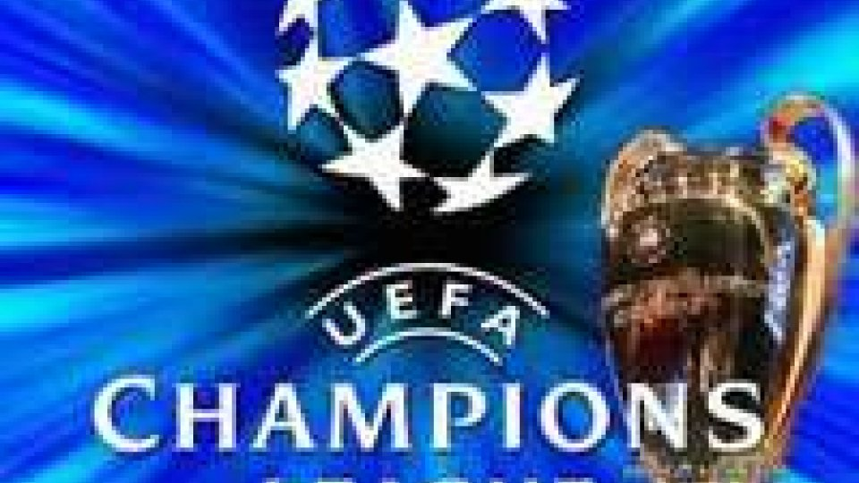 Champions League: ecco i gironi