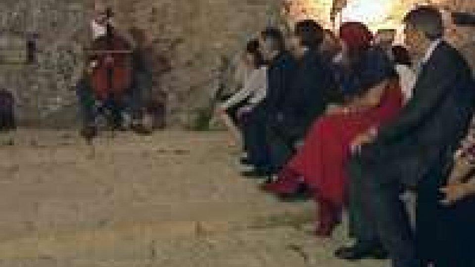 """Storie e Musica alle Torri"" celebra San Marino nell'Unesco"