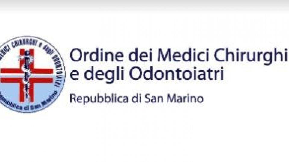 Ordine dei medici e chirurghi e odontoiatri sammarinesi sul decreto reggenziale