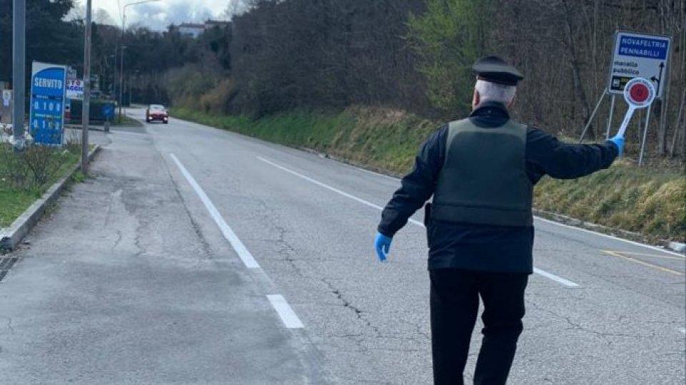 Rientrava alle 2 di notte a San Marino: 58enne denunciata dai Cc Novafeltria