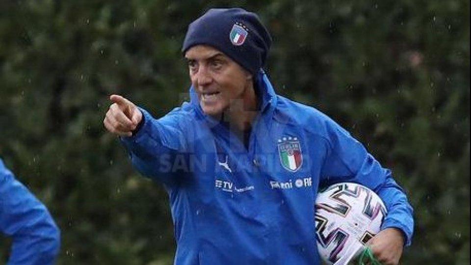 Roberto Mancini @ansa