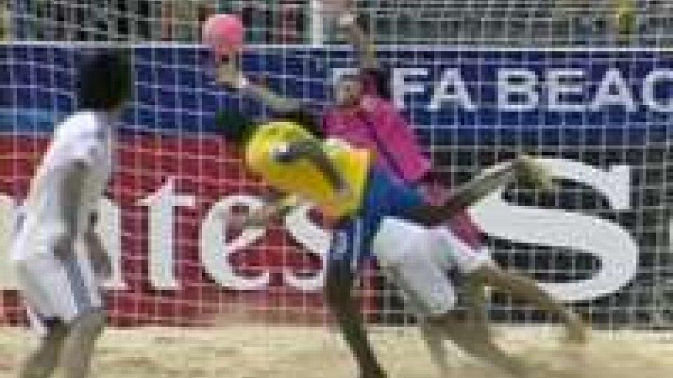 Mondiali di Beach Soccer alle semifinaliMondiali di Beach Soccer alle semifinali