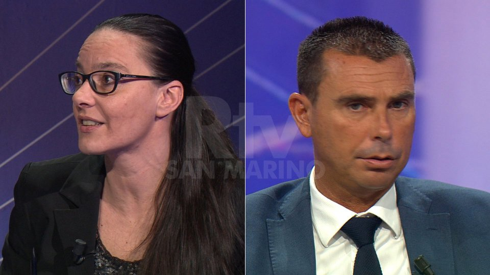 Grazia Zafferani e Alessandro Mancini designati per l'elezione a Capitani Reggenti