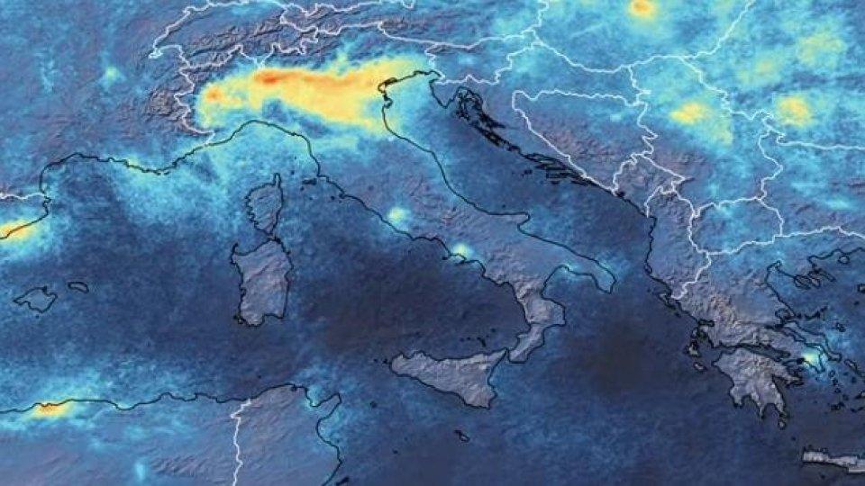 Emilia-Romagna: polveri sottili ai minimi negli ultimi 14 giorni