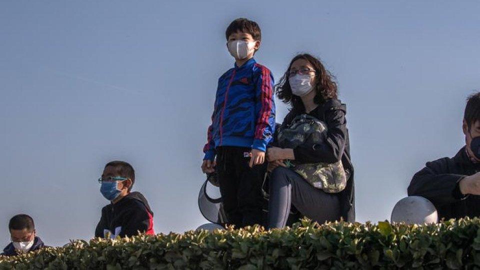 Coronavirus: nessun nuovo contagio interno in Cina