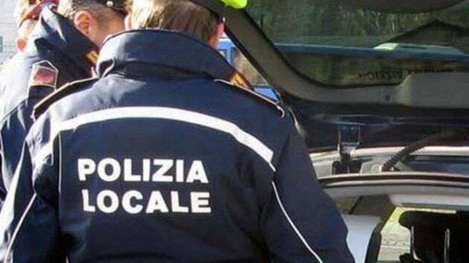 Covid19: non si fermano i controlli delle forze dell'ordine. Controllate in 3 giorni, dalla Polizia Locale, 336 perone e 357 attività commerciali; 8 le persone denunciate