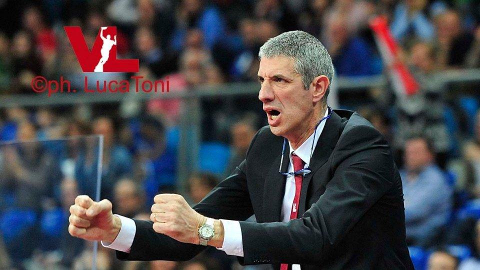 """VL Pesaro, Ario Costa: """"Restiamo uniti, insieme ce la faremo!"""""""