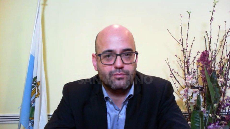 L'intervento del Segretario Roberto Ciavatta