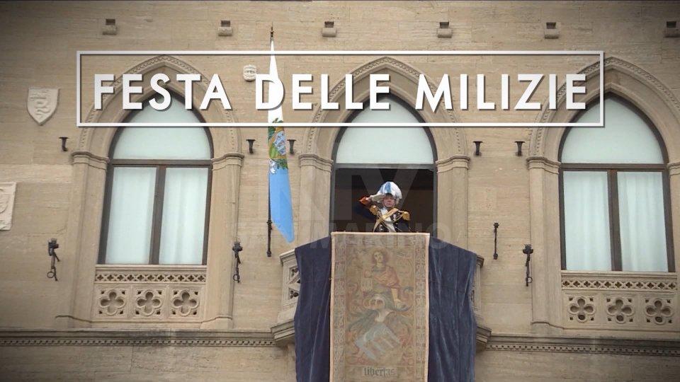 25 marzo, Festa delle Milizie