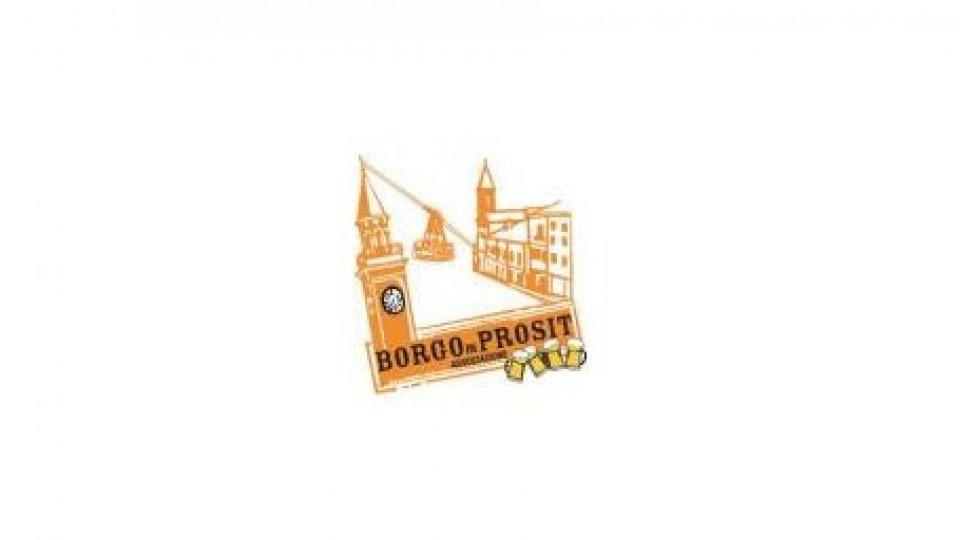 Dall'Associazione Borgo in Prosit 5.000 euro per la Protezione Civile