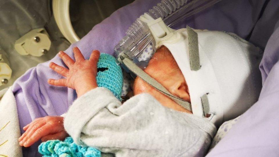 Marlù Gioielli - Da Rimini una buona notizia: si nasce prematuri e ci si salva anche al tempo di Covid-19