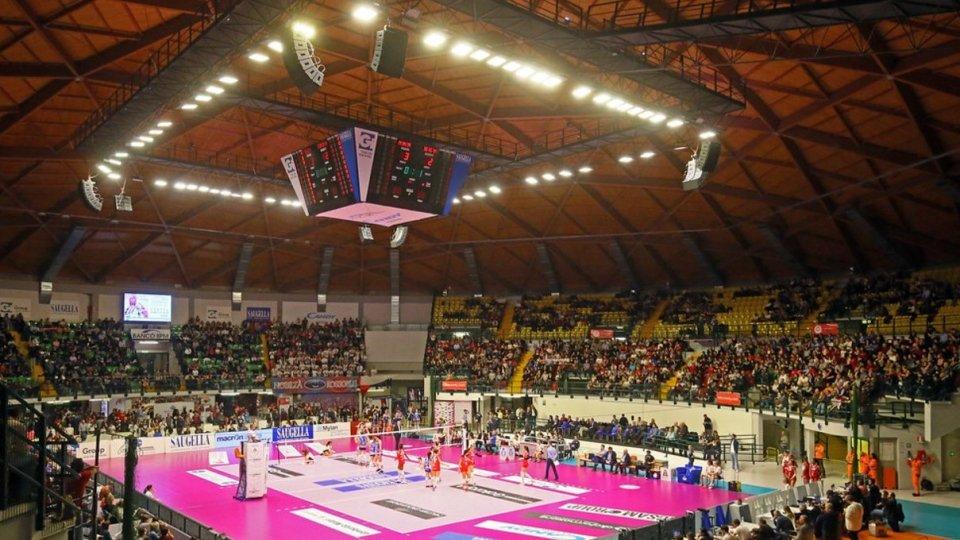 Coronavirus: Vero Volley Monza converte Candy Arena per aiuti