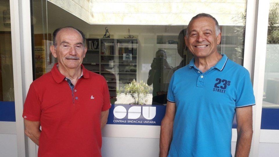 Coronavirus: i pensionati Csu donano 10 mila euro all'Ospedale
