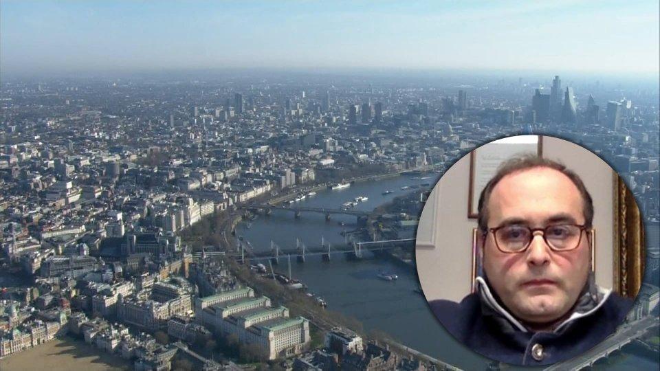 Nel servizio l'intervista Skype a Maurizio Bragagni - Console Onorario di San Marino a Londra