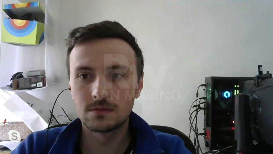 Intervista a Alexandro Burgagni