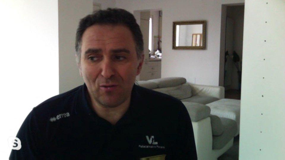 Nel servizio l'intervista a Stefano Cioppi, direttore sportivo Carpegna Prosciutto Basket Pesaro.