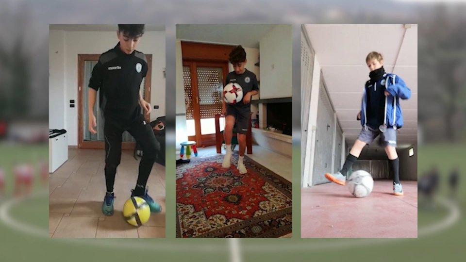 Il video della San Marino Academy Under 13