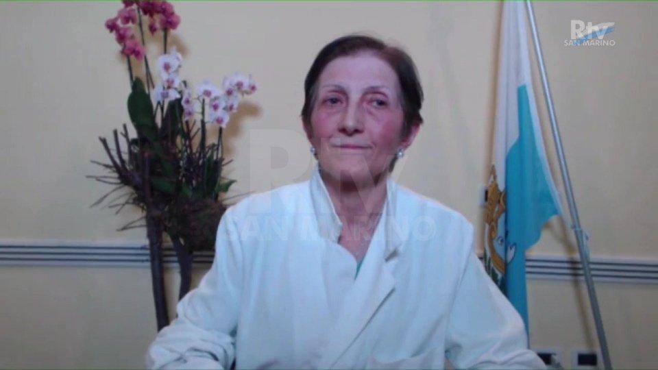 La Dottoressa Miriam Farinelli