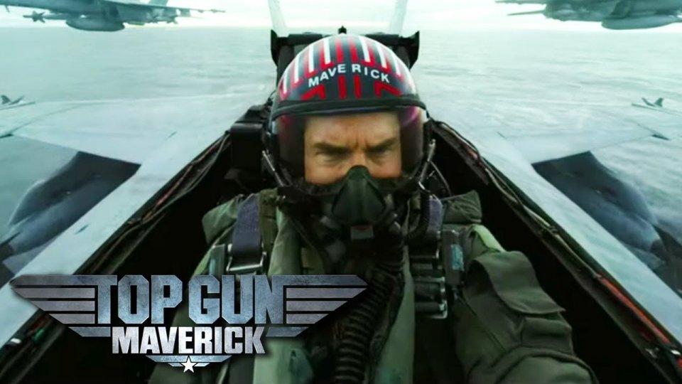 """""""Top Gun: Maverick (2020)"""", slitta l'uscita del film"""