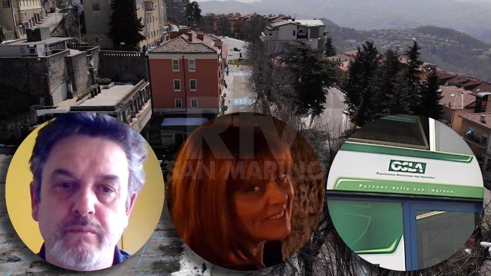 Nel video gli interventi di Luigi Sartini, presidente USOT e Marina Urbinati, presidente USC