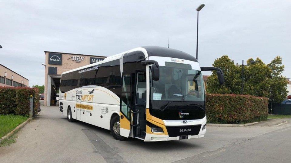 """Shuttle Italy Airport: """"Sospensione collegamenti Rimini/Bologna estesa al 4 maggio"""""""