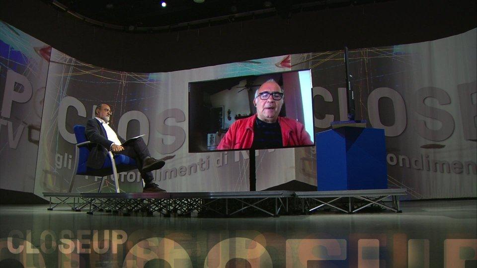 Questa sera a Close Up doppio appuntamento con Fabio Berardi e Giancarlo Dotto