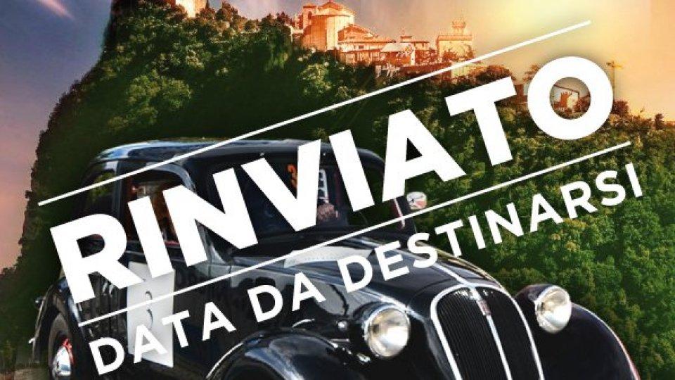 Rinviato il 27° San Marino Revival