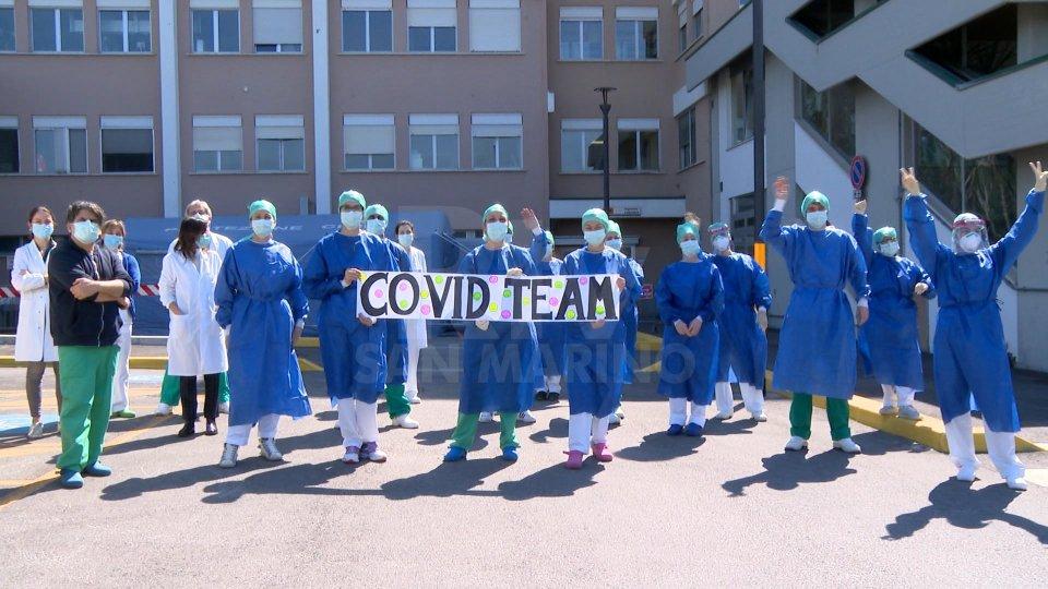 """Il """"Covid Team"""""""