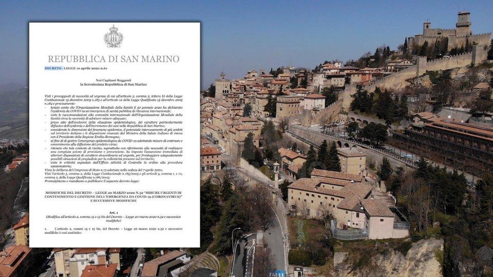 Governo emette nuovo Decreto che modifica quello del 20 marzo