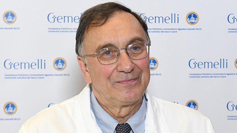 Il professor Roberto Cauda