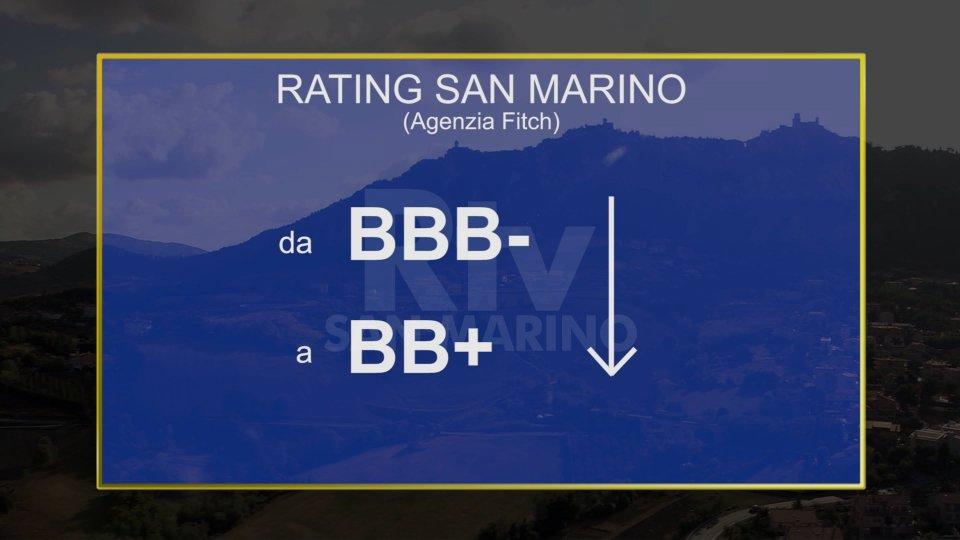 """Fitch declassa San Marino: rating da BBB- a BB+. Segretario Gatti: """"Obiettivo liquidità, lavoriamo per accedere a Eurozona"""""""