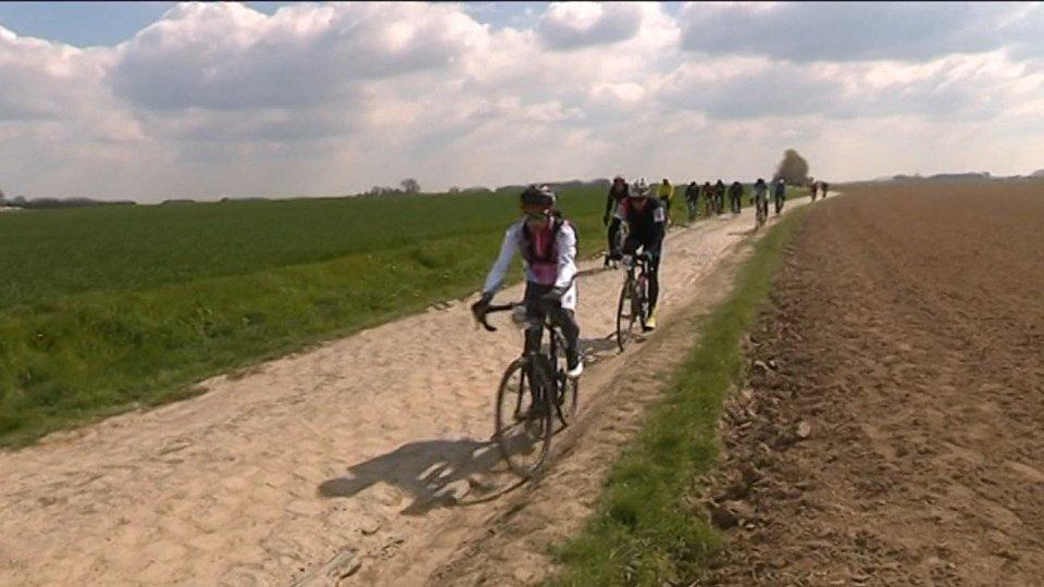 Oggi, era il giorno della Parigi - Roubaix