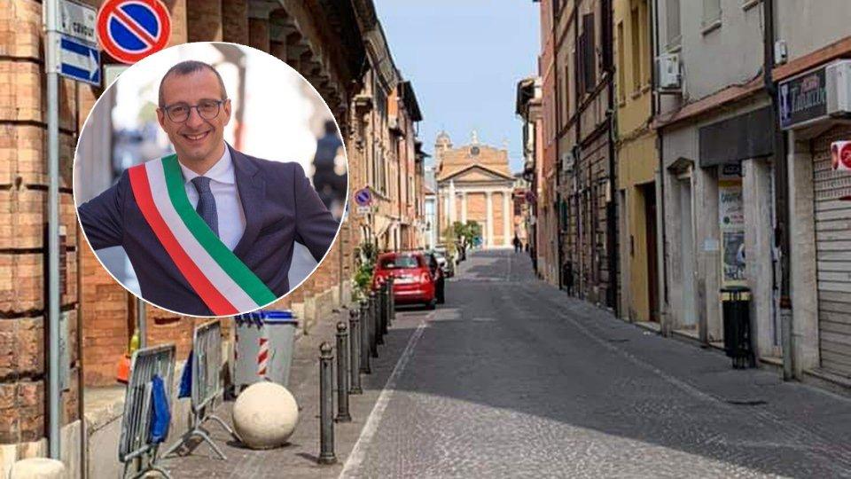 """Matteo Ricci: """"I pesaresi si stanno comportando bene, continuare così"""""""