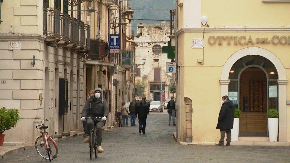 Coronavirus in ItaliaCoronavirus in Italia