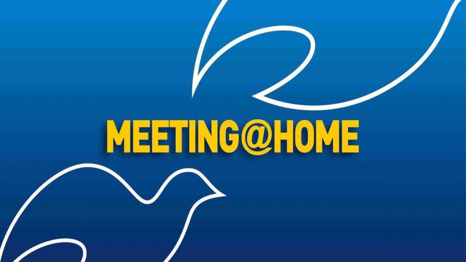 Meeting RImini: Nei giorni del Coronavirus, la proposta di meeting@home