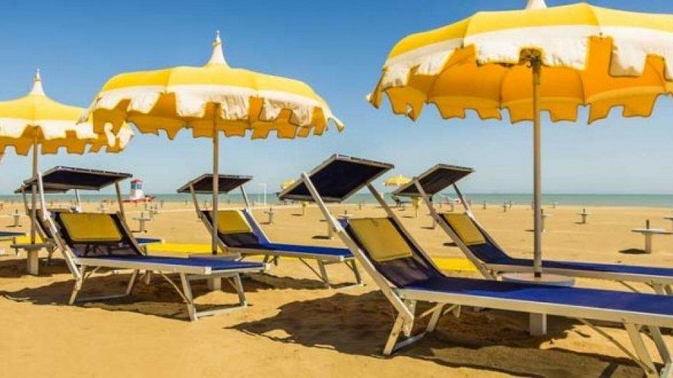 Coronavirus: a Rimini il lettino diventa da asporto