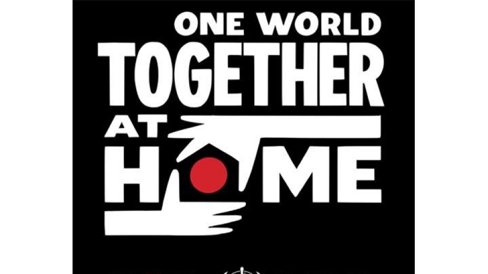 One World Together at Home: artisti a sostegno dell'Oms