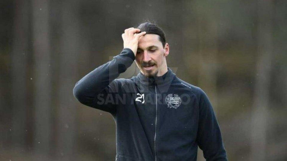 Zlatan Ibrahimovic @tuttomercato