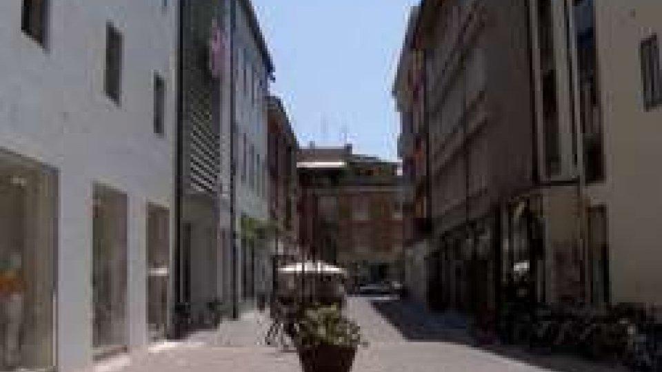 Pesaro; continua il restyling del centro storicoPesaro; continua il restyling del centro storico